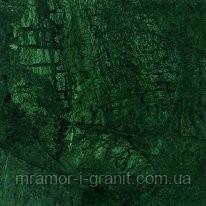 Мраморные слябы ( зеленый мрамор)