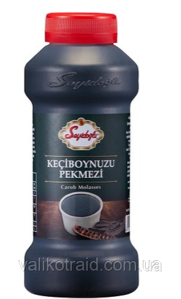 Пекмез РОЖКОВОГО ДЕРЕВА 400 гр. Seyidoglu (сироп фруктовый ) пластик