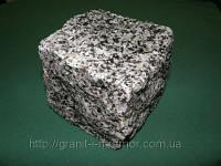 Брусчатка колотая 5х5х5 см, фото 1