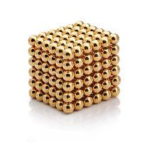 Конструктор из магнитных шариков, головоломка Неокуб, Neocube, 216 шариков