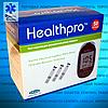 Тест-полоски для определения уровня глюкозы в крови HealthPro / ХелсПро 50 шт.