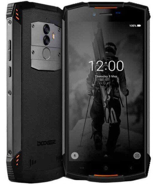 Смартфон Doogee S55 4/64GB