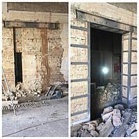 Різання прорізів у стінах, фото 1