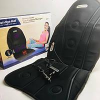 Накидка на сиденье авто с подогревом от прикуривателя EL-320-17