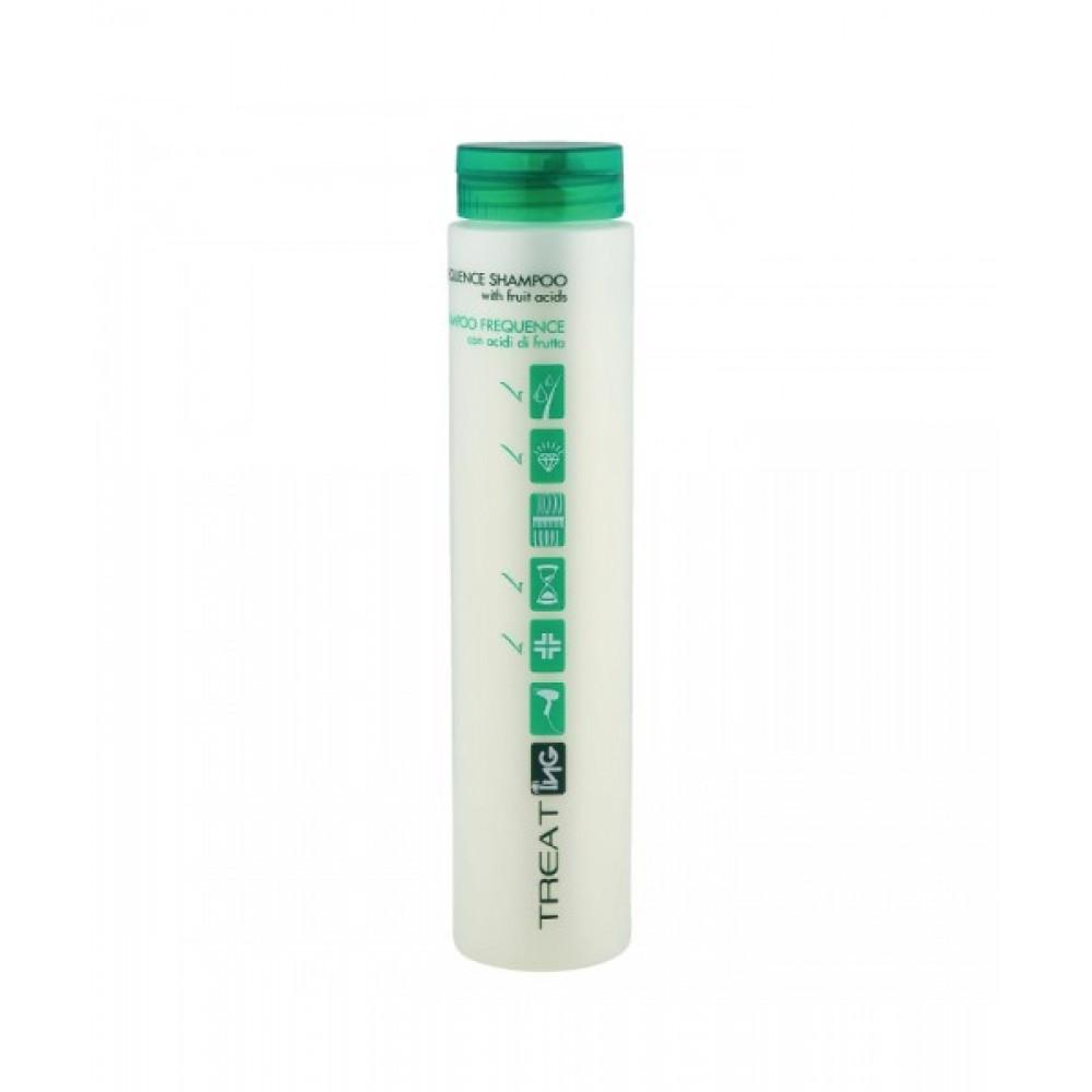Шампунь Для Ежедневного Применения Frequence Shampoo ING, 250 Мл