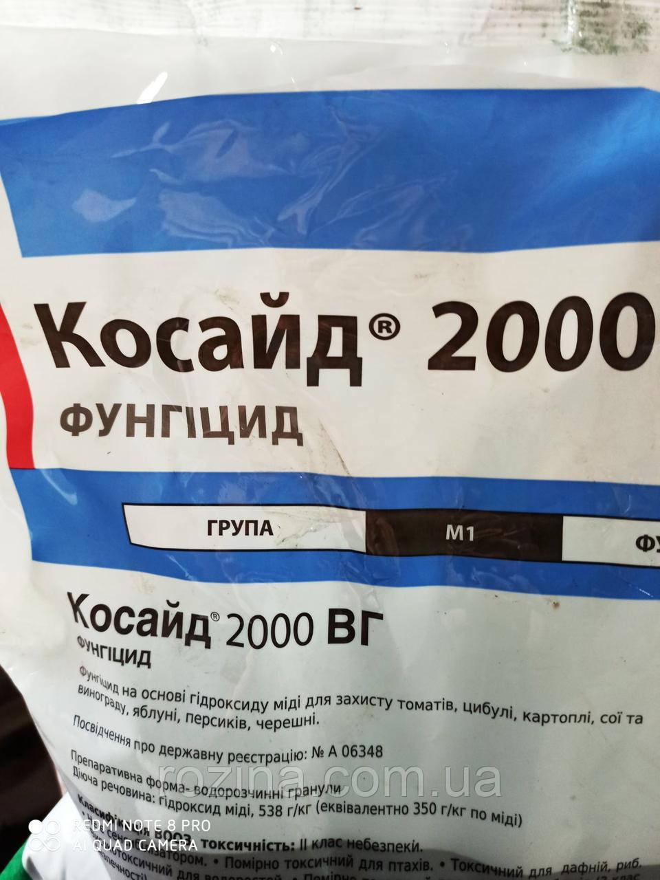 Косайд 2000 Фунгицид(100 г)