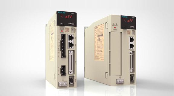 Сервопривод SD700-7R6A-SA (7.6А 1/3х220В) Veichi Electric