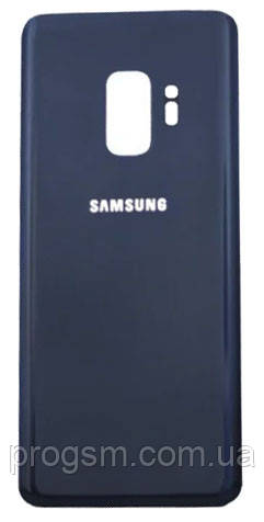 Задняя часть корпуса Samsung Galaxy S9 / G960 Blue