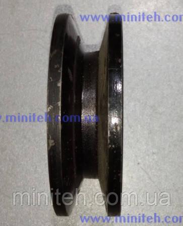 Ролик натяжителя ремня привода косилки РК  (м/б)