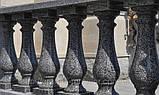 Балясины из натурального камня, фото 3