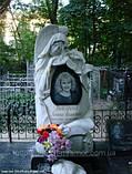 Гранитные надгробия, фото 2