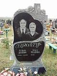 Гранитные надгробия, фото 3