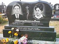 Гранитные надгробия, фото 1