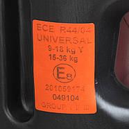 Автокресло универсальное BAMBI M 3546 Purple 9-36 кг, фото 6