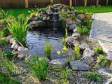 Элементы ландшафтного дизайна из натурального камня, фото 2