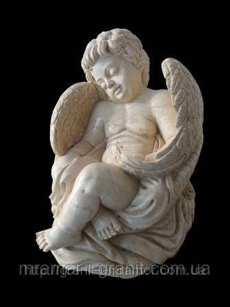 Скульптуры ангел из мрамора