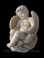 Скульптуры ангел из мрамора, фото 1