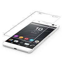 Защитное стекло Premium Tempered Glass для Sony Xperia C5 Ultra E5533