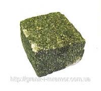 Брусчатка колотая зеленая Маславка челновая, фото 1