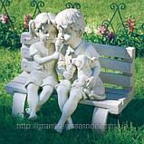 Садовая скульптура из гранита и мрамора, фото 2