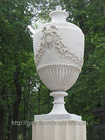 Садовая скульптура из гранита и мрамора, фото 1