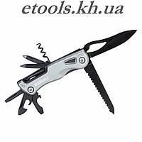 Мультиинструмент нож 12в1 (чехол) SIGMA 4375521