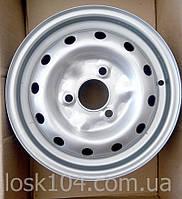 Диск колесный 1111 ВАЗ (ОКА) серебро. 11110310101503