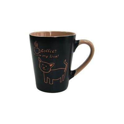 КРУЖКА 320 МЛ MILIKA COFFEE CAT AZUR M0420-38022A