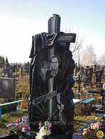 Одинарные памятники.Купить в России.Самые низкие цены от производителя!, фото 1