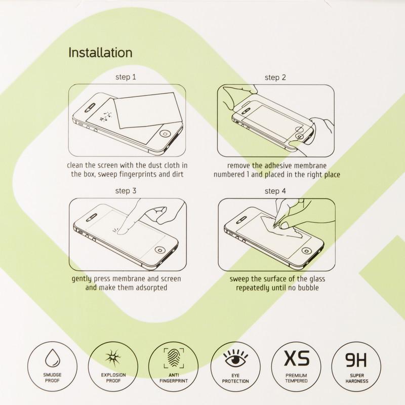 Защитное стекло Samsung T350/T355 Galaxy Tab A 8.0