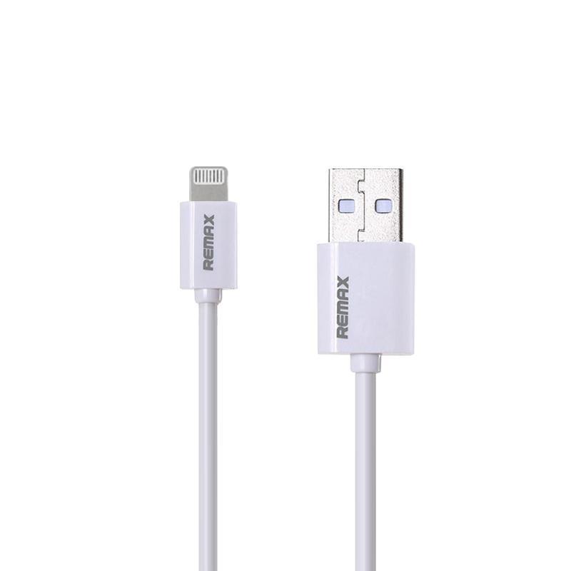 USB кабель Remax Fast RC-007i iPhone 7 White 1m