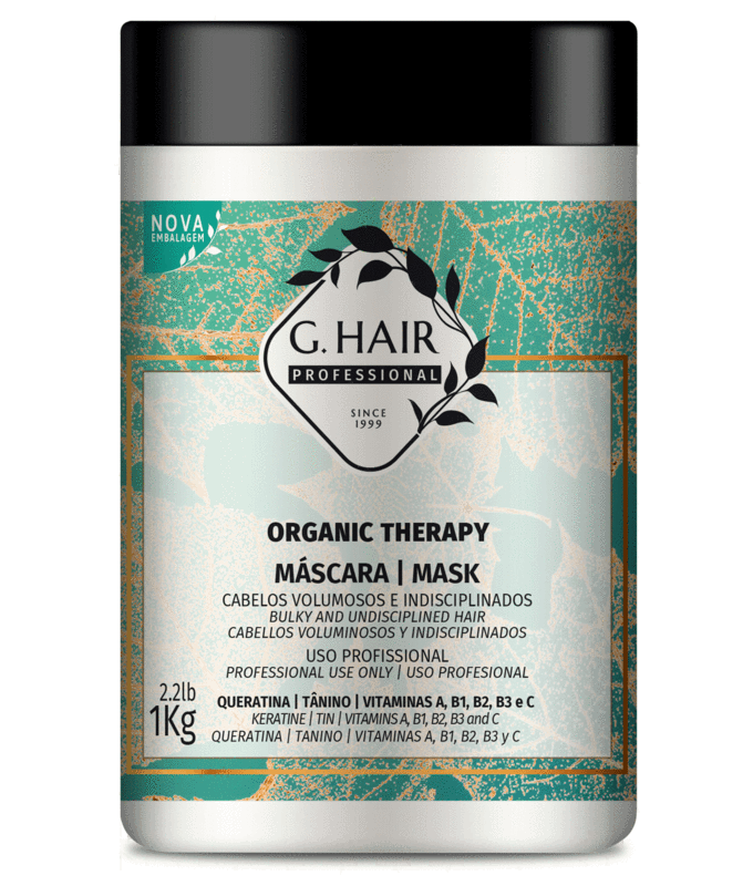 Органический холодный ботекс для волос Ботекс Интенсе Джихеир, B-tox Organic Therapy