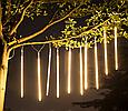 Світлодіодна гірлянда Тане бурулька новорічна 8 по 50 см Мультиколір, фото 5