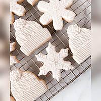 Новорічні смачні подарунки імбирне печиво