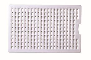 Сушка для емкостей прямоугольная 37.5х30х1.2см из полиэтелена Araven