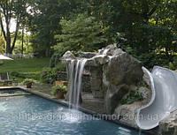 Гроты с водопадами