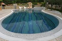Бассейны из натурального камня, фото 1