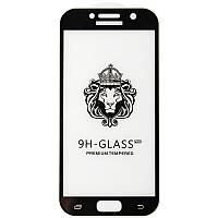 Защитное стекло Optima 3D for Huawei Y7 Prime (2018) Black, фото 1