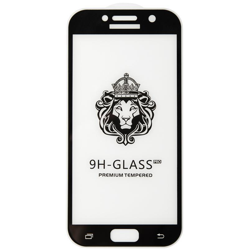 Защитное стекло Optima 3D for Huawei Y7 Prime (2018) Black