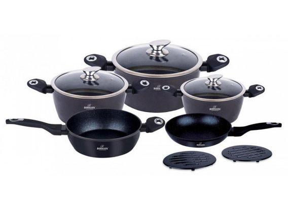 Набор антипригарной посуды Bohmann 10пр