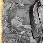 Джинсы мужские ITENO (Tophero) оригинал р.31 Камуфляж чёрные весна / осень (есть другие цвета), фото 4