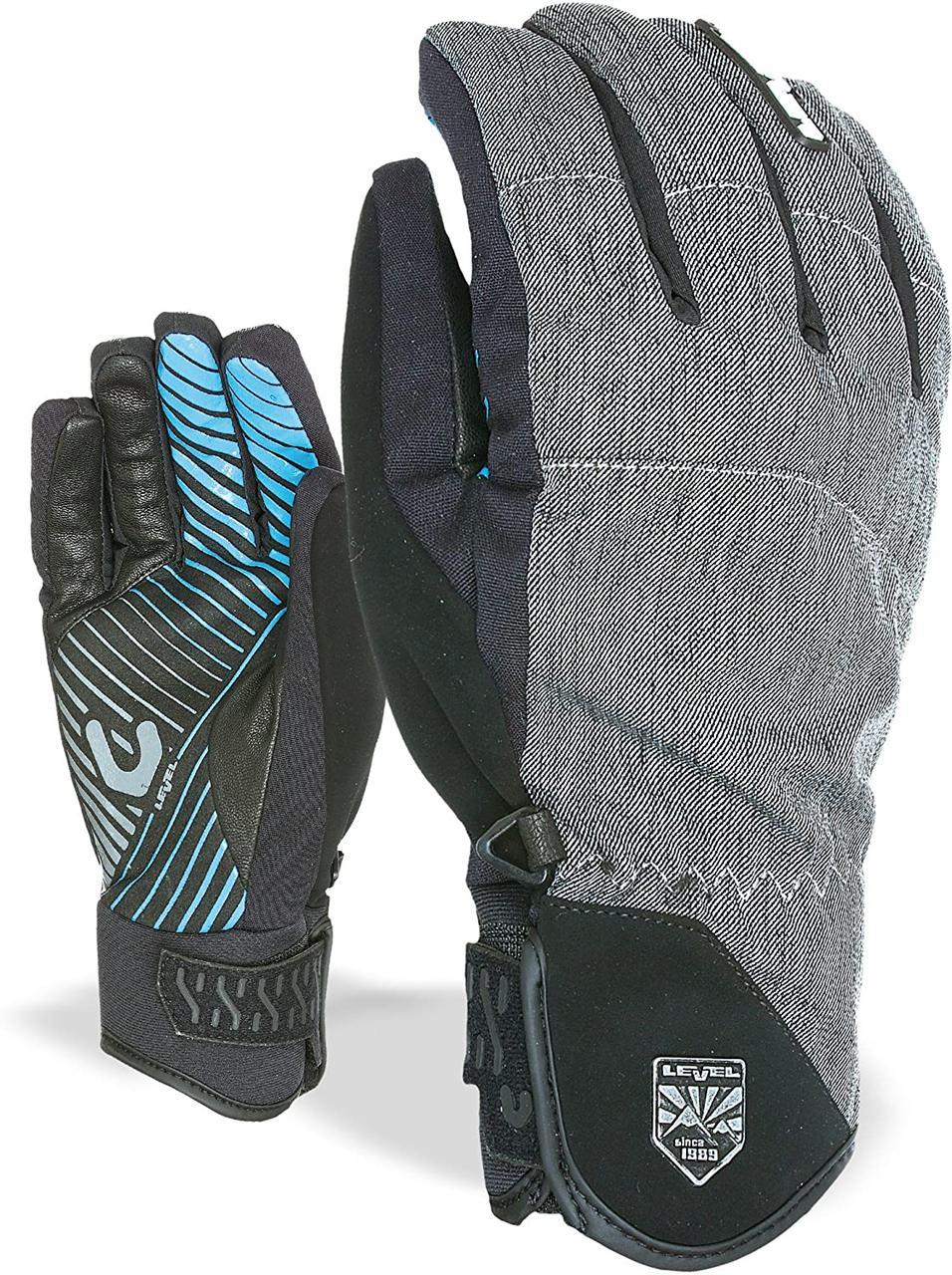 Гірськолижні рукавиці Level Herren Suburban | 11 (XXL)