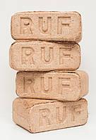 Брикет древесный RUF фасовка по 10 кг в пленке