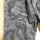 Джинси чоловічі ITENO (Tophero) оригінал р. 34 прямі Камуфляж чорні весна/осінь (є інші кольори), фото 3