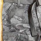 Джинси чоловічі ITENO (Tophero) оригінал р. 34 прямі Камуфляж чорні весна/осінь (є інші кольори), фото 4