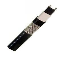 Саморегулируемый кабель In-therm (Hi Heat) 10 W 1 м 7х13 мм для обогрева крыш/труб/водостоков (SRL10-2CR 10 W)