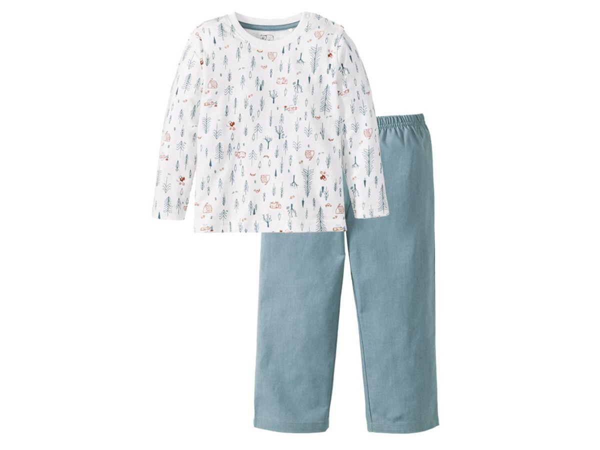 Пижама Lupilu на мальчика 4-6 лет, рост 110/116