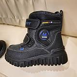Зимние детские сапожки ботинки размеры 23 24 25 26 27 28, фото 2