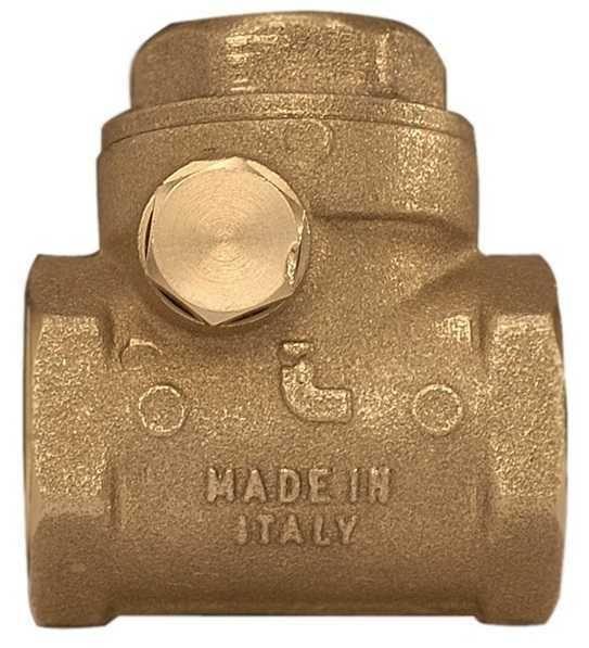 "Клапан зворотного ходу води ITAP ROMA 2"" хлопавка 130"