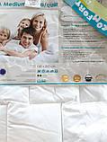 Гипоаллергенное  одеяло для аллергиков и астматиков -  Verona Medium 140 x 200. Odeja   Словения, фото 2
